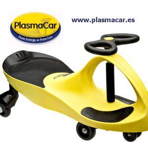 Plasmacar Amarillo