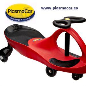 Plasmacar Rojo