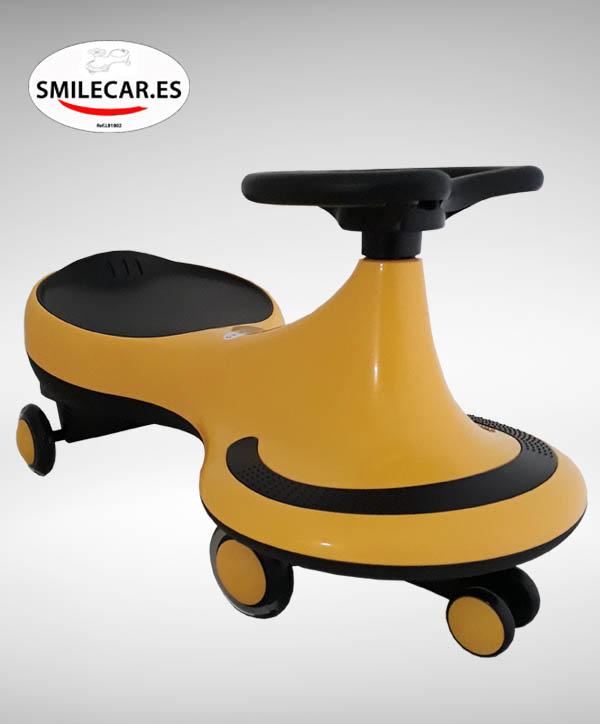 Juguete-Smilecar-Amarillo
