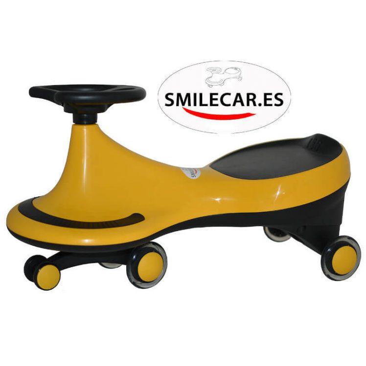 smilecar amarillo